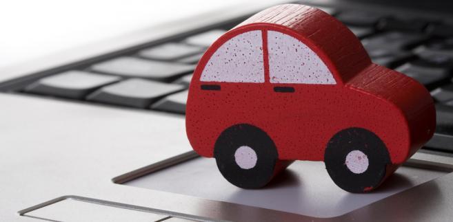 samochód-internet