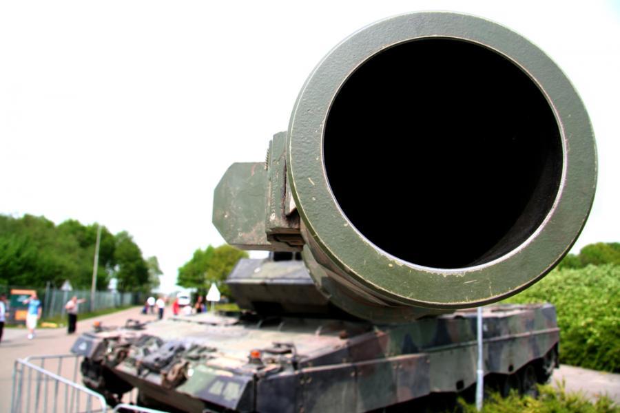 czołg, Leopard II