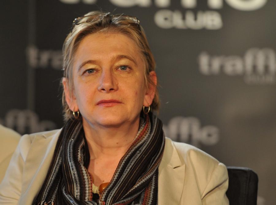 Mariola Ratschka p.o. dyrektora Osrodek Informacji ONZ w Warszawie