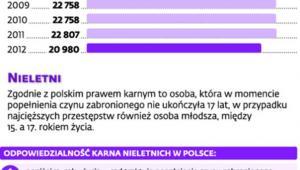 Nieletni przed polskim sądem