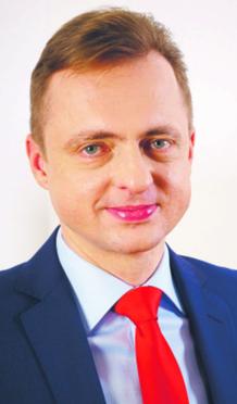 Paweł Jaroszek, wiceprezes ZUS