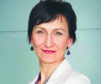 Jadwiga Sztabińska, redaktor naczelna DGP