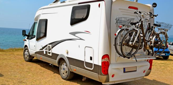 camper, kamping, wakacje