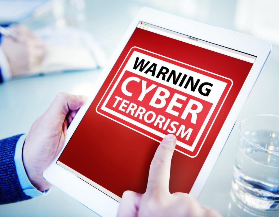 cyberterroryzm, ostrzeżenie