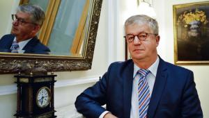 Prof. Andrzej Wróbel, wykładowca akademicki, sędzia Trybunału Konstytucyjnego, w latach 2004–2011 sędzia Sądu Najwyższego