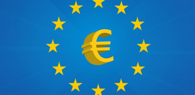 Euro osłabia się m.in. do dolara - kurs EUR/USD spada do 1,1000
