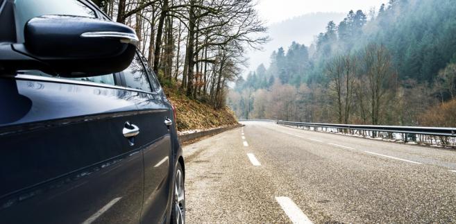 Droga w Alzacji