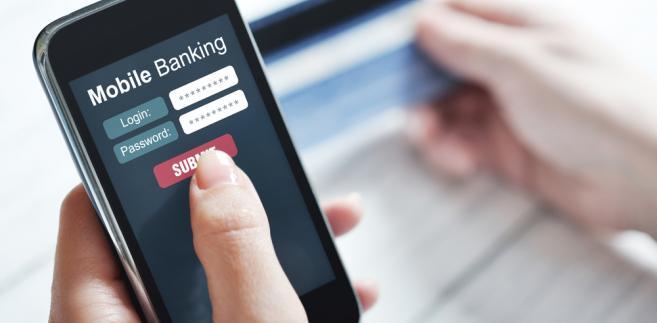 bank mobilny, bank, mobile, internet, telefon, bankowość