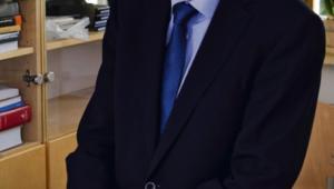 Profesor Ludwik Florek, kierownik Katedry Prawa Pracy UW