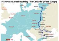 Via Carpatia jednym z głównych szlaków komunikacyjnych UE? Adamczyk: Jest poparcie wielu krajów