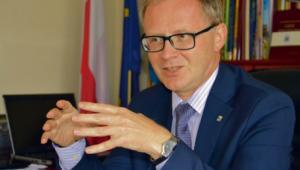 Roman Kolek, wicemarszałek województwa opolskiego odpowiedzialny za ochronę zdrowia