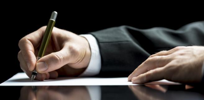 podpis, dokument, prawo, biznes, umowa
