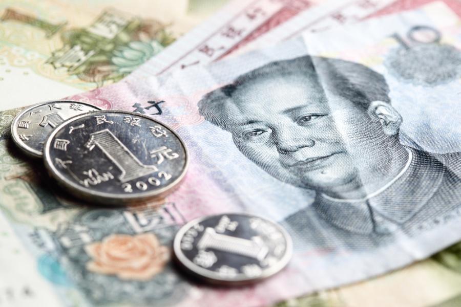 juan, Chiny, pieniądze, waluta