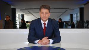 europoseł Mirosław Piotrowski, Fot. Dawid Nahajowski