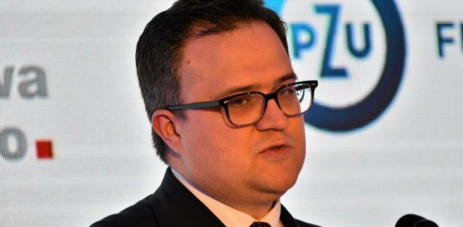 Michał Krupiński chce skorzystać z bazy klientów PZU