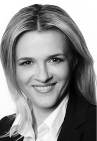 Katarzyna Dulewicz radca prawny i partner w CMS Cameron McKenna
