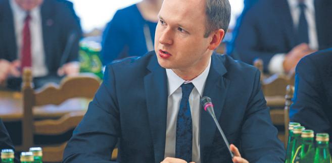 Marek Chrzanowski, przewodniczący KNF, jest jedyną znaną postacią w składzie Rady ds. spółek