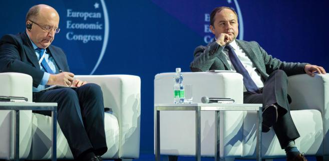 Minister był w poniedziałek pytany w Brukseli o to, czy Polska może i czy powinna stać się członkiem strefy euro do 2025 roku.