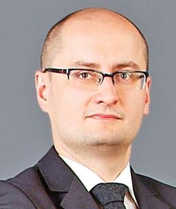 dr Paweł Bała, adwokat, pełnomocnik dyrektora Klinicznego Szpitala Wojewódzkiego nr 1 w Rzeszowie ds. przekształceń podmiotowych