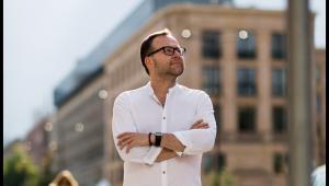 Krzysztof Herdzin, fot. Kuba Majerczyk