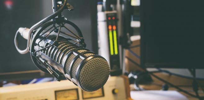 Mikrofon radiowy
