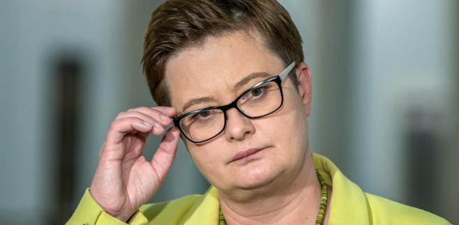 Zdaniem Lubnauer, stan polskiej gospodarki wynika dziś z koniunktury światowej, a nie z działań rządu