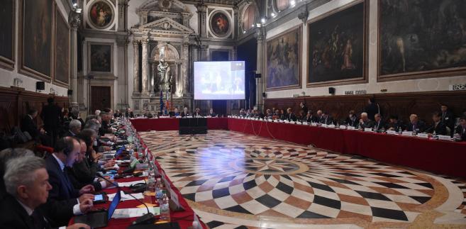 Obrady Komisji Weneckiej