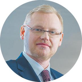 Paweł Gruza wiceminister finansów