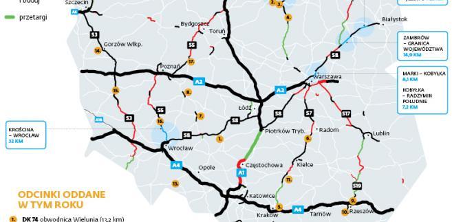 Program budowy dróg