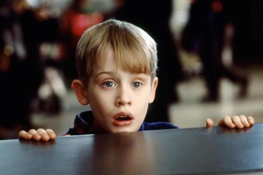 """""""Kevin sam w Nowym Jorku"""" (1992)"""