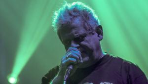 Kazik Staszewski muzyk, lider zespołu Kult. Nagrywa także solo, a ostatnio również z Kwartetem ProForma