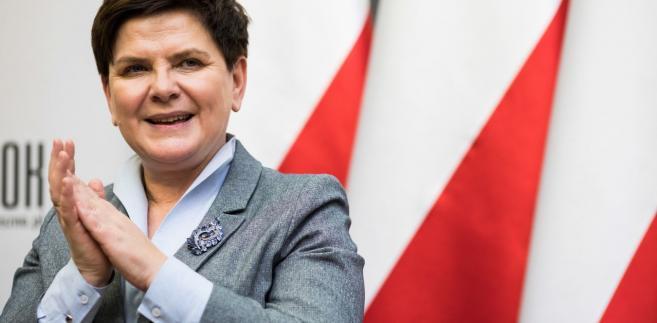 Dodała, że premier Mateusz Morawiecki dokona redukcji ok 20 proc. wiceministrów