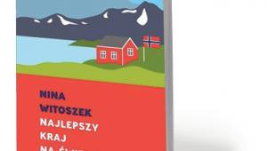 """Nina Witoszek pisarka, scenarzystka, profesor historii kultury na Uniwersytecie w Oslo. Jej nowa książka """"Najlepszy kraj na świecie"""" ukazała się nakładem wydawnictwa Czarne, w przekładzie Mariusza Kalinowskiego"""