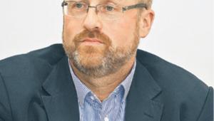 Łukasz Bojarski, prezes Instytutu Prawa i Społeczeństwa, były członek KRS, powołany przez prezydenta RP (wrzesień 2010-wrzesień 2015)