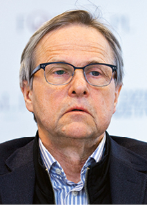 Mariusz Ścisło prezes Stowarzyszenia Architektów Polskich