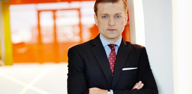Marcin Zawadzki z PwC