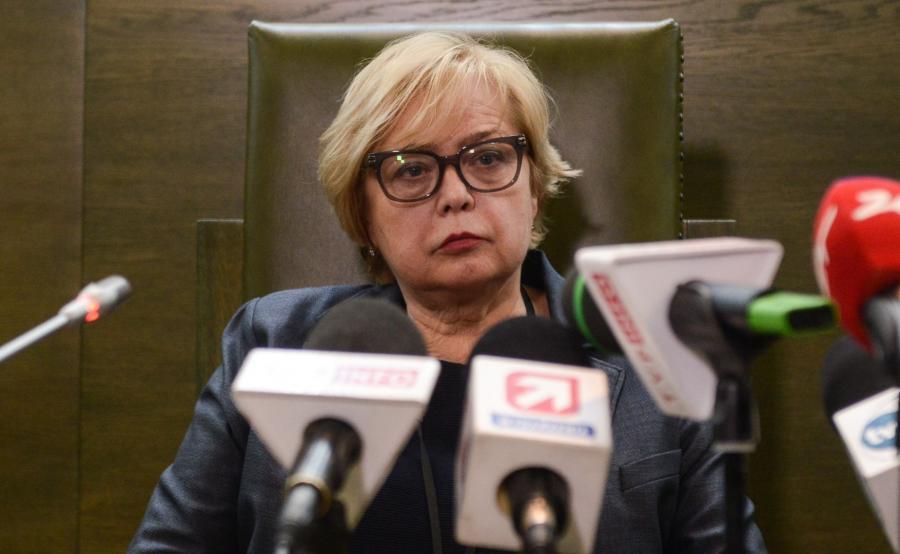 Małgorzata Gersdorf, I prezes SN