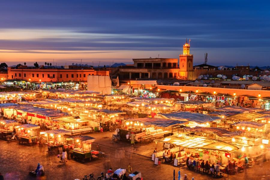 Marrakesz, Maroko