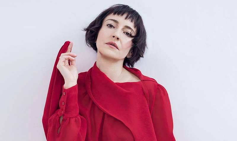 Katarzyna Groniec. Fot. Szymon Szcześniak / Warner Music Poland