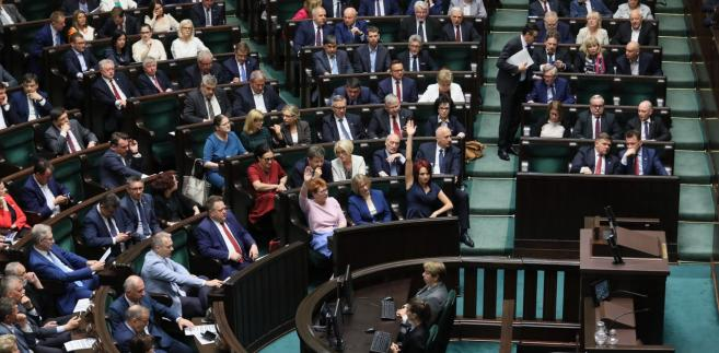 Projekt będzie głosowany w Sejmie zapewne jeszcze w tym tygodniu