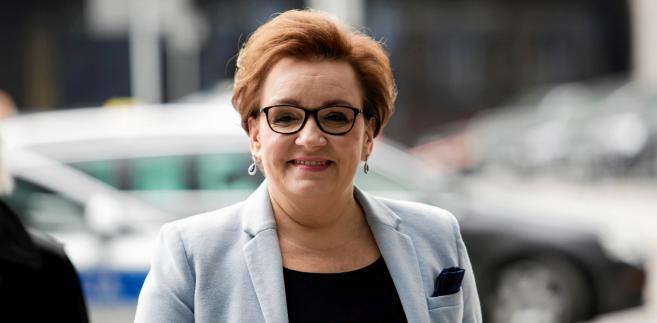 W zamyśle minister oświaty kuratorzy mieli pomagać we wprowadzaniu reform
