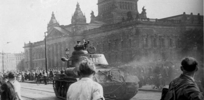 historia, NRD, Armia Radziecka