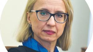 Teresa Czerwińska, obecna minister finansów