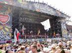 Pol'and'Rock Festival zebrał 100 tys. fanów i stu wykonawców na scenie