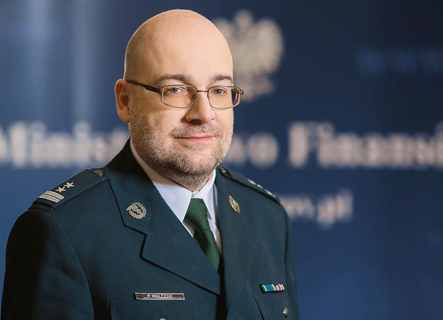 Piotr Walczak, nadinspektor, zastępca szefa Krajowej Administracji Skarbowej