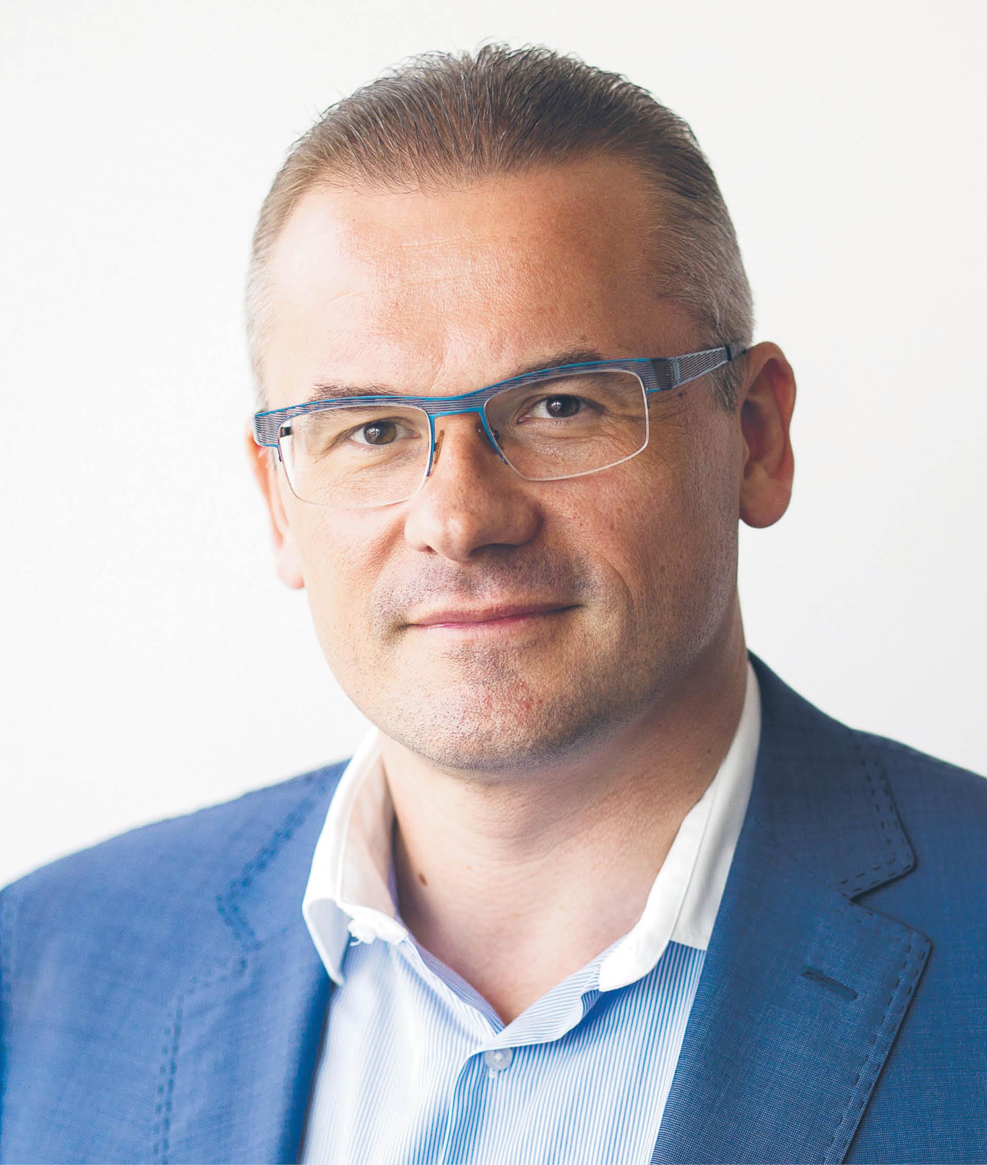 Dariusz Chlastawa, wiceprezes Premium Mobile
