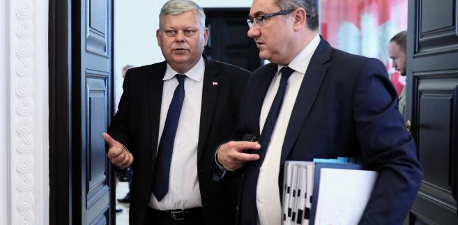 Szef Gabinetu Politycznego Prezesa Rady Ministrów Marek Suski