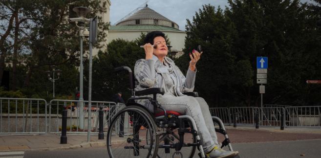 Joanna Senyszyn, Fot. Maksymilian Rigamonti