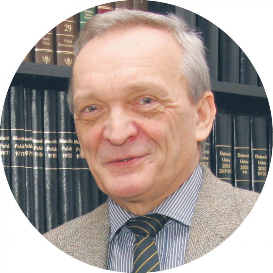 Hubert Izdebski profesor zwyczajny, Wydział Prawa Uniwersytetu SWPS