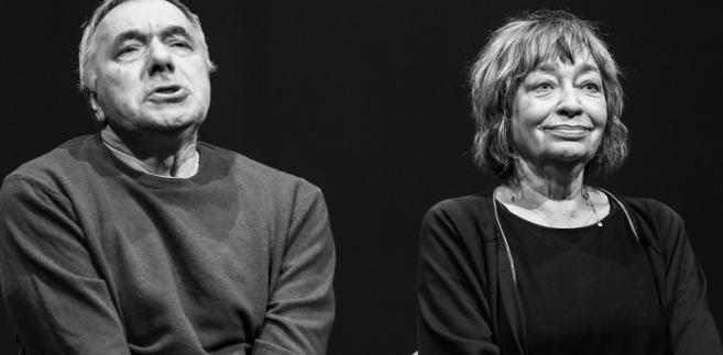 """""""Krzesła"""" Ionesco w Teatrze Polonia"""